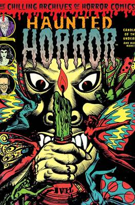 The Chilling Archives of Horror Comics #16