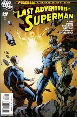 Superman Vol. 1 / Adventures of Superman Vol. 1 (1939-2011) (Comic Book) #649