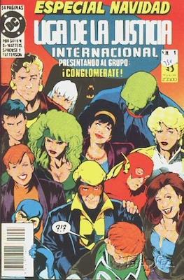 Liga de la Justicia Internacional Especial Navidad