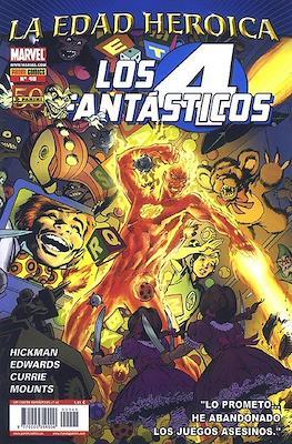 Los 4 Fantásticos / Los Cuatro Fantásticos Vol. 7 (2008-) #40