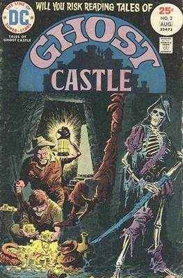 Tales of Ghost Castle (Comic Book) #2