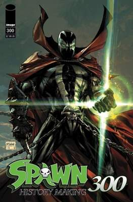 Spawn (Comic Book) #300