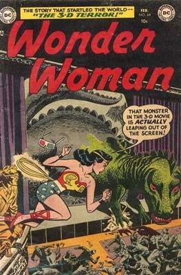 Wonder Woman Vol.1 (1942-1986; 2020-) (Comic Book) #64