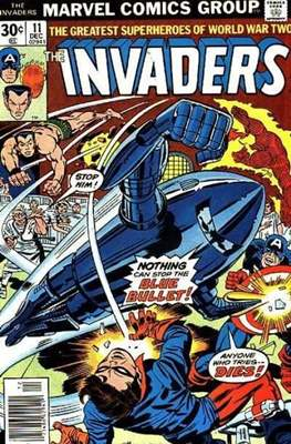The Invaders #11