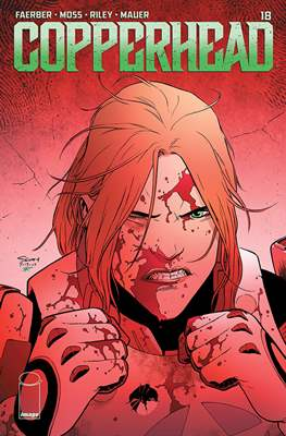 Copperhead (Comic Book) #18