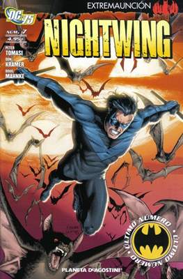 Nightwing (2009-2010) (Grapa, 48 páginas) #7