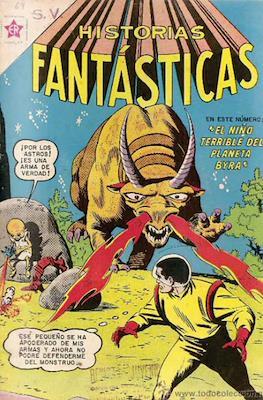 Historias Fantásticas (Grapa) #69