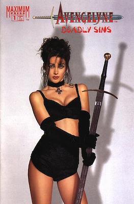 Avengelyne: Deadly Sins (1995 Variant Cover)