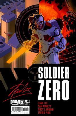 Soldier Zero (Cómic grapa) #8