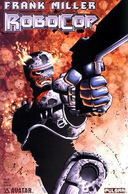Frank Miller's RoboCop (Grapa) #2