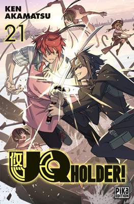 UQ Holder! (Broché) #21