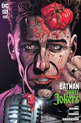 Batman: Three Jokers (Variant Cover) #3.2