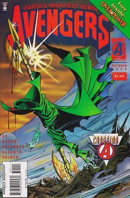 The Avengers Vol. 1 (1963-1996) (Grapa) #391