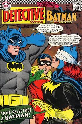 Detective Comics Vol. 1 (1937-2011; 2016-) (Comic Book) #363