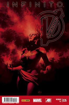 Los Vengadores Vol. 4 (2011-) (Grapa) #35