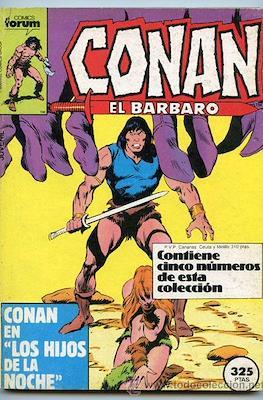 Conan el Bárbaro Vol.1 #21
