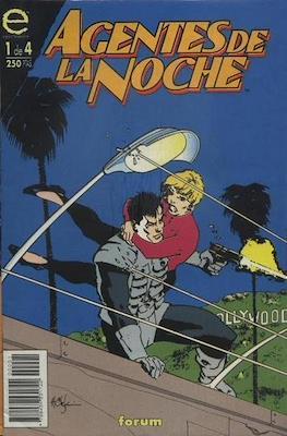 Agentes de la Noche (Grapa 32 pp) #1