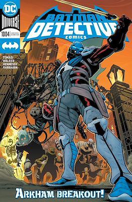 Detective Comics Vol. 1 (1937-2011; 2016-) (Comic Book) #1004