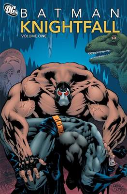 Batman: Knightfall (2012) #1