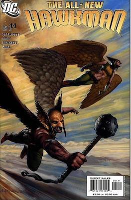 Hawkman Vol. 4 (2002-2006) (Comic book) #44