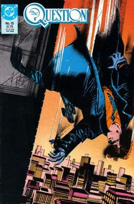 The Question Vol. 1 (Comic-book.) #15