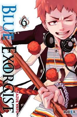Blue Exorcist (Rústica) #6