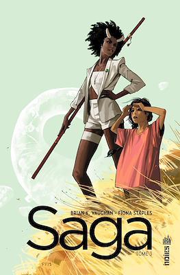 Saga (Cartonné) #3