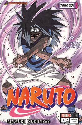 Naruto (Rústica) #27