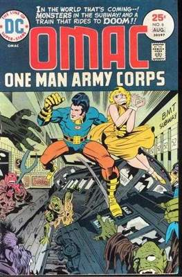 OMAC Vol 1 (Comic Book. 1974 - 1975) #6
