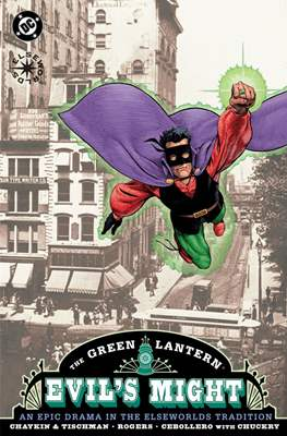 The Green Lantern: Evil's Might