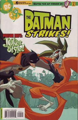 The Batman Strikes! #9