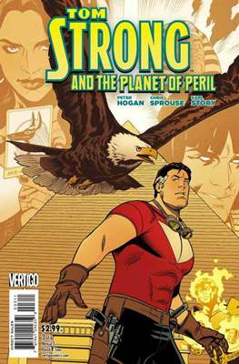 Tom Strong and the Planet of Peril (Grapa) #3