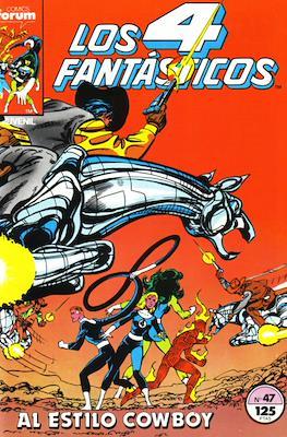 Los 4 Fantásticos Vol. 1 (1983-1994) (Grapa 36-32-24 pp) #47