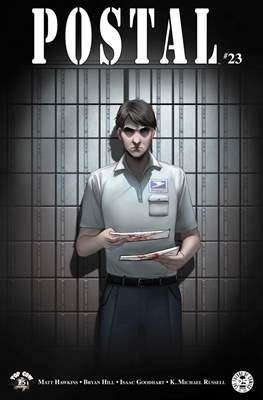 Postal (Comic Book) #23