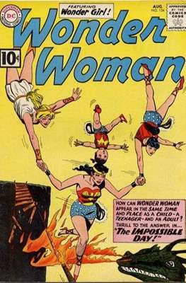 Wonder Woman Vol.1 (1942-1986; 2020-) (Comic Book) #124