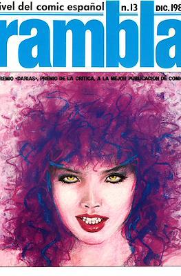Rambla (Grapa) #13