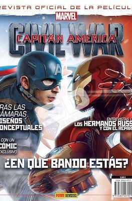 Civil War Capitán América. Revista oficial de la película