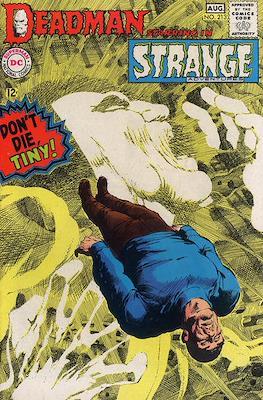 Strange Adventures (Comic Book) #213