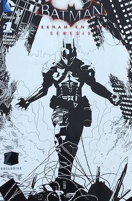 Batman: Arkham Knight Genesis (Comic-Book) #1.1