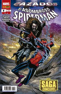 Spiderman Vol. 7 / Spiderman Superior / El Asombroso Spiderman (2006-) (Rústica) #157/8