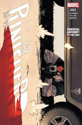 The Punisher Vol. 10 #3