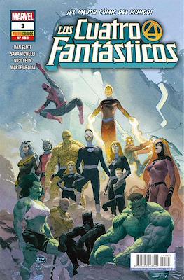 Los 4 Fantásticos / Los Cuatro Fantásticos Vol. 7 (2008-) (Grapa 24-48 pp) #103/3
