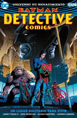Batman: Detective Comics #5
