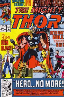 Journey into Mystery / Thor Vol 1 #442