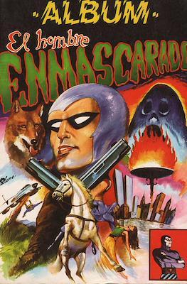 Album El Hombre Enmascarado (Rústica) #1