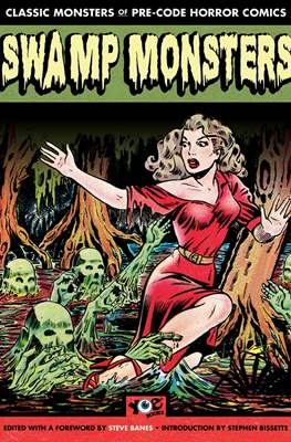 The Chilling Archives of Horror Comics (Hardcover) #26