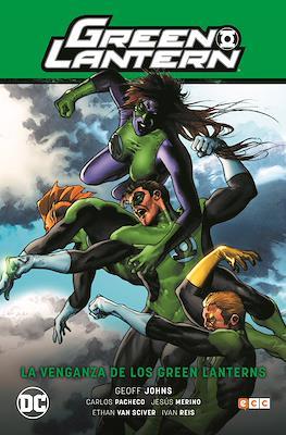 Green Lantern Saga de Geoff Johns (Cartoné 224-168 pp) #4