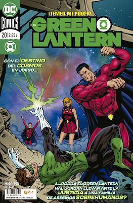 Green Lantern. Nuevo Universo DC / Hal Jordan y los Green Lantern Corps. Renacimiento (Grapa) #102/20