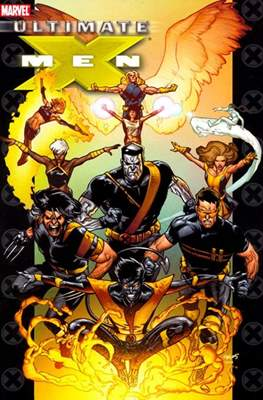 Ultimate X-Men (Hardcover) #6