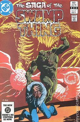 Swamp Thing (1982-1996) #17